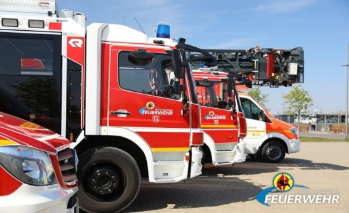 Fire brigade Mönchengladbach: FW-MG: Triggered home smoke detectors by burning food