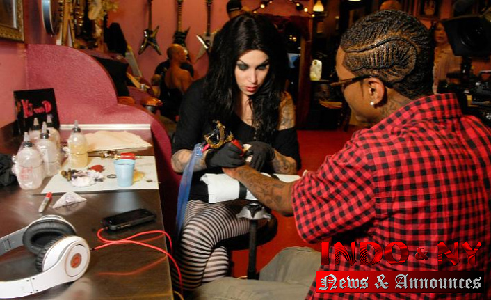 Famous tattoo parlor closed by Kat Von D